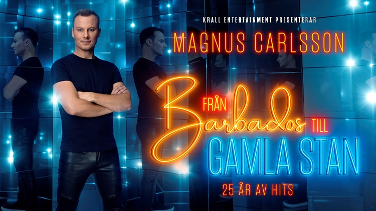 MAGNUS CARLSSON – Från Barbados till Gamla Stan
