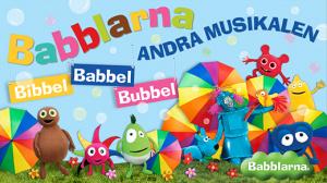 Babblarna – Bibbel Babbel Bubbel