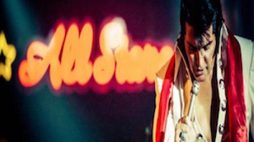 Rob Kingsley – Vision of Elvis