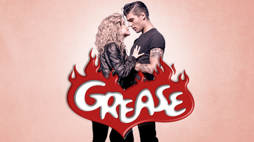 Grease på turné