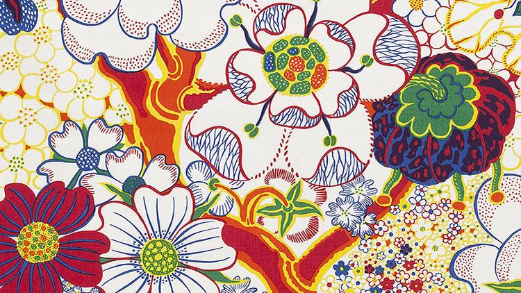 Utställning: Josef Franks flora