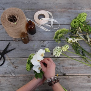 Sofiero kurs – Vårplantering & bukettbindning