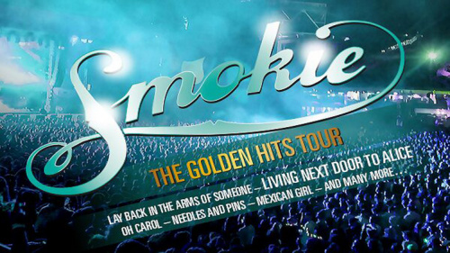 SMOKIE – THE GOLDEN HITS TOUR