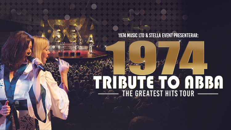 The 1974 Tribute to ABBA – The Greatest Hits Tour