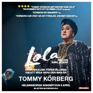 LOLA – Tommy Körberg